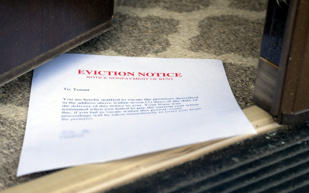 Multifamily Investing: How To Evict Tenants